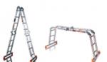 Лестницы стремянки трансформеры шарнирные