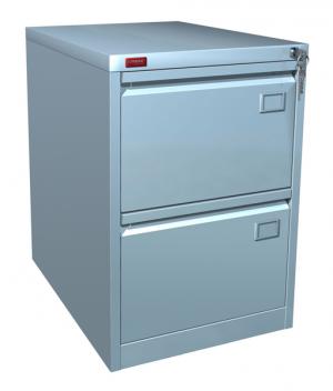 Шкаф металлический картотечный КР - 2