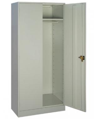 Шкаф металлический для одежды ШАМ - 11.Р купить на выгодных условиях в Сургуте