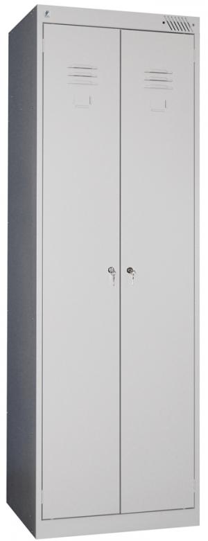 Шкаф металлический для одежды ШРК-22-800